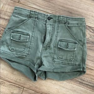 Abercrombie & Fitch High waisted short